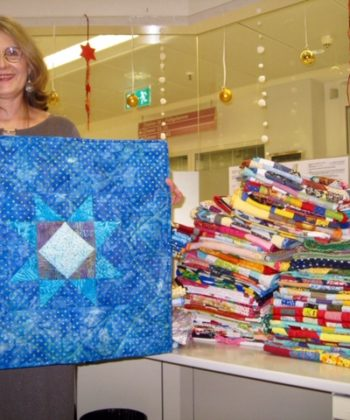 Frühchen-Quilts