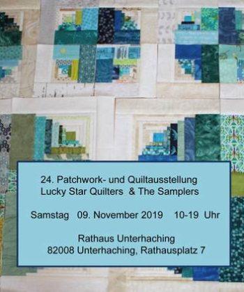 Patchwork-Ausstellung