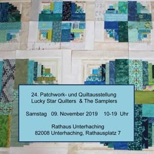 Patchwork Ausstellung 2019